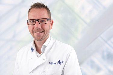 Revalidatie-arts Vincent De Groot