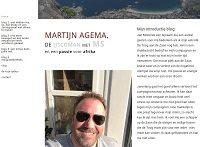 Martijn Agema's website