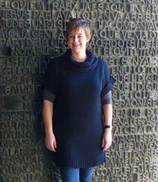 MS-verpleegkundige Esther Pruijs