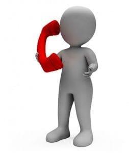 MS telefoon
