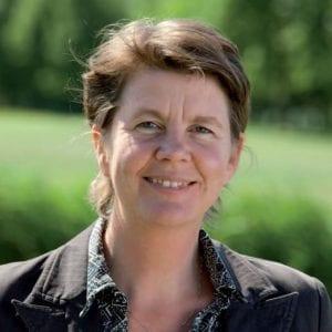 dr. Inga Huitinga, directeur Nederlandse Hersenbank