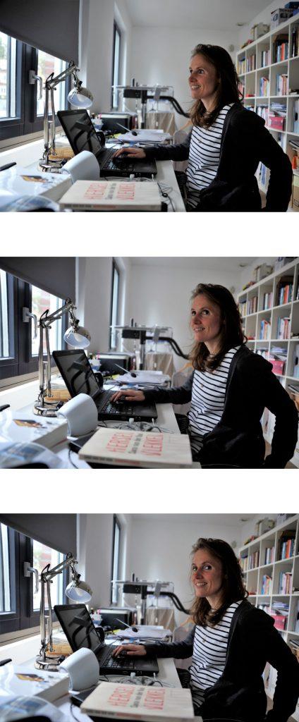 Sara van der Kooi - Hersenvlekken