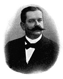 Wilhelm Uhthoff (1853-1927) Illustratie van en.wikipedia.org/wiki/Wilhelm_Uhthoff