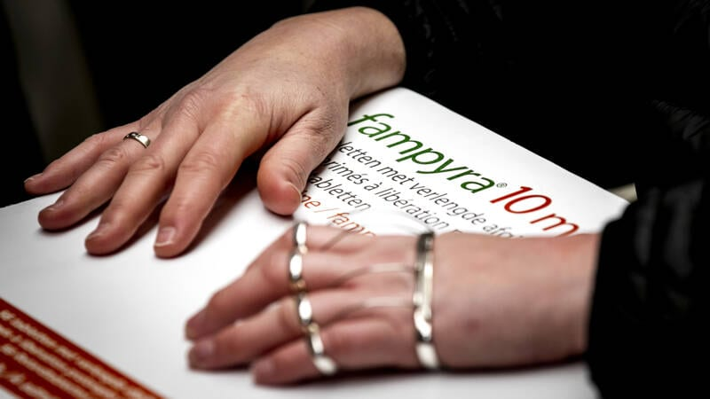Fampyra-brief Minister Resultaat Acties Patiënten