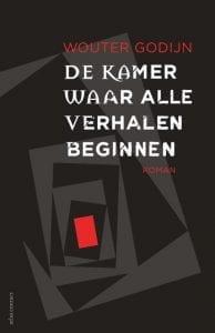Nieuw boek van Wouter Godijn: de kamer waar alle verhalen beginnen
