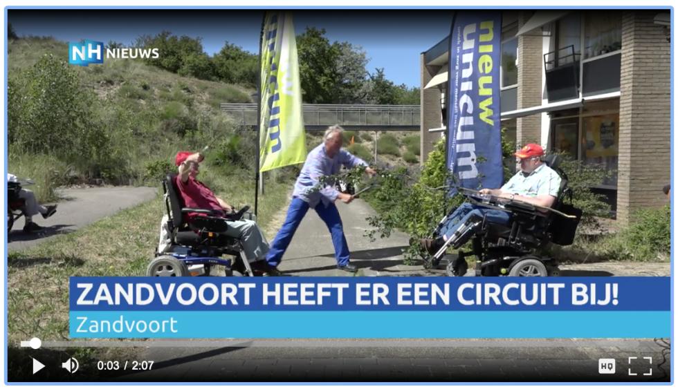 Circuit Ll Zandvoort [VIDEO]