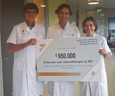 Amsterdam UMC Start Studie Stamcelherapie