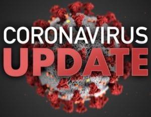Corona virus update op MSweb