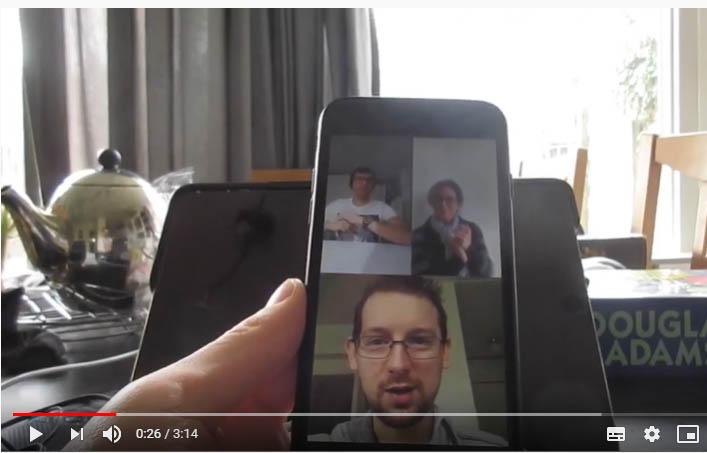 Marijn Vlogt Over Het Coronavirus