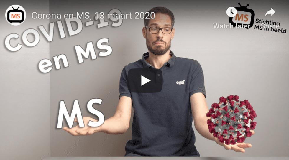 MS In Beeld Video Over Het Coronavirus
