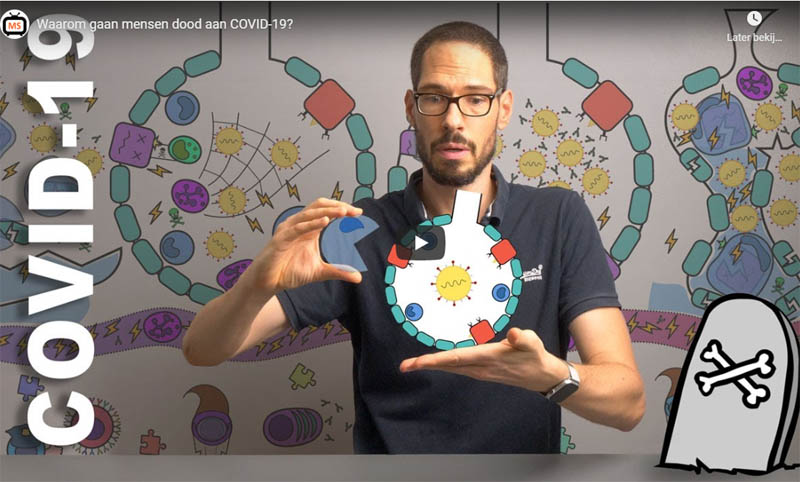 Uitgangspunt MS In Beeld: 'coronavaccins Veilig'