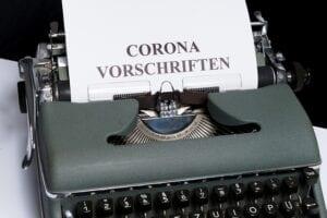corona wet Den Haag