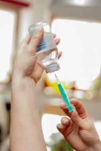 Voorrang bij vaccinatie ook nodig voor naasten MS-patiënten