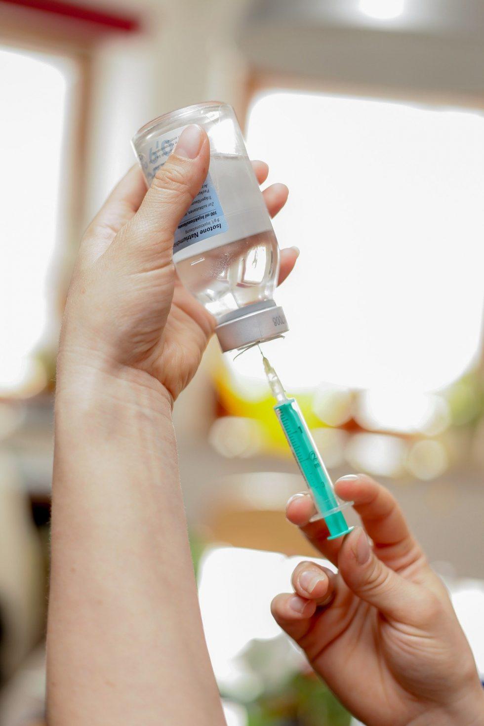 Voorrang Bij Vaccinatie