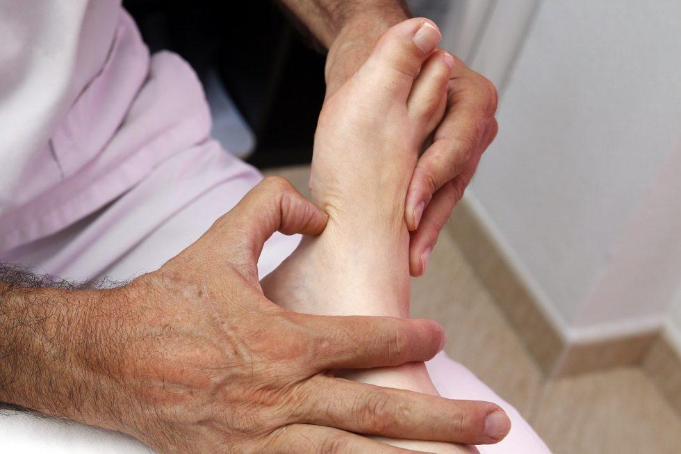 Reflexologie Bij Myofasciale Pijn
