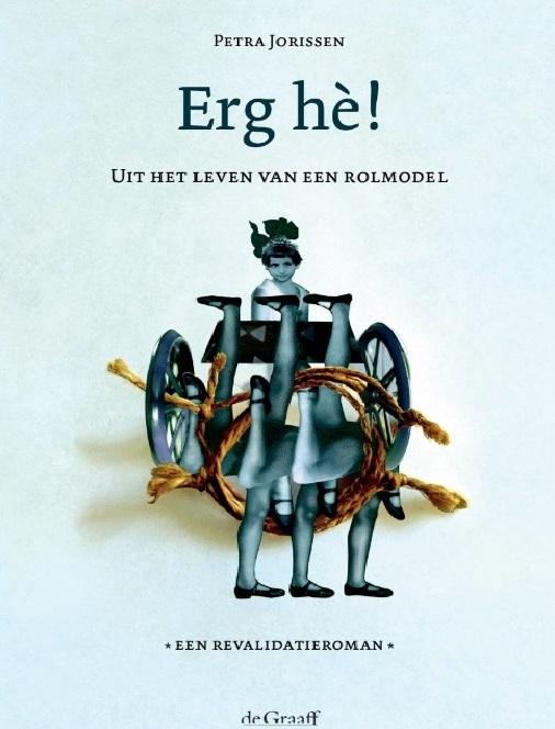 Cover Boek Erg Hè? - Petra Jorritsma