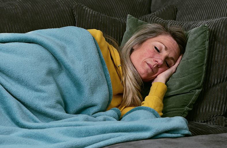 Vermoeidheidsklachten Komen Veel Voor Bij Mensen Met MS