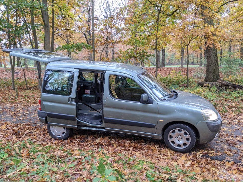 Te Koop: Aangepaste Peugeot