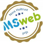 Nora Holtrust MSweb-prijs Logo