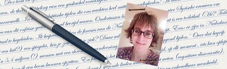 Ilona Blogt Over MS