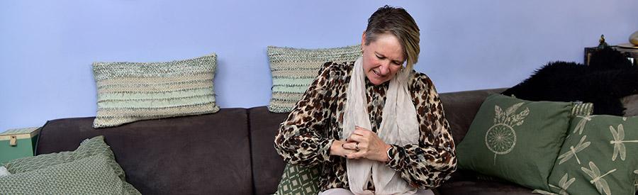 Ook Pijnklachten Komen Voor Bij Mensen Met MS