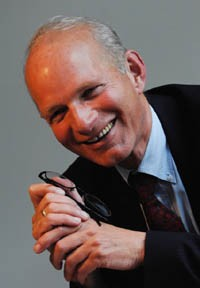 Jan van Amstel, voorzitter MS Vereniging Nederland pleit voor stamceltransplantatie in Nederland voor een bepaalde groep mensen met MS