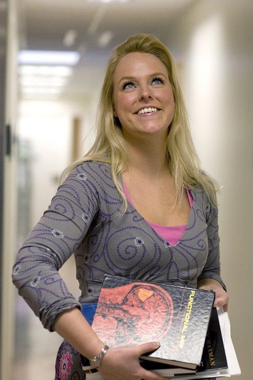 Hanneke Hulst van MS centrum en cognitie expertise centrum