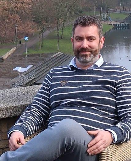Mark Luijendijk, specialist op het gebied van aangepast wonen