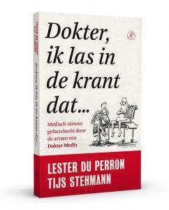 'Dokter ik las in de krant dat…' is verschenen bij de uitgeverij De Arbeiderspers onder het ISBN-nummer: 9789029542661 en kost €20,99 en is ook verkrijgbaar als eBook en Luisterboek..