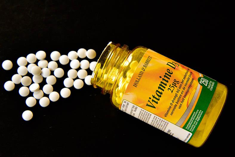 Extra Vitamine D Is Belangrijk Bij MS