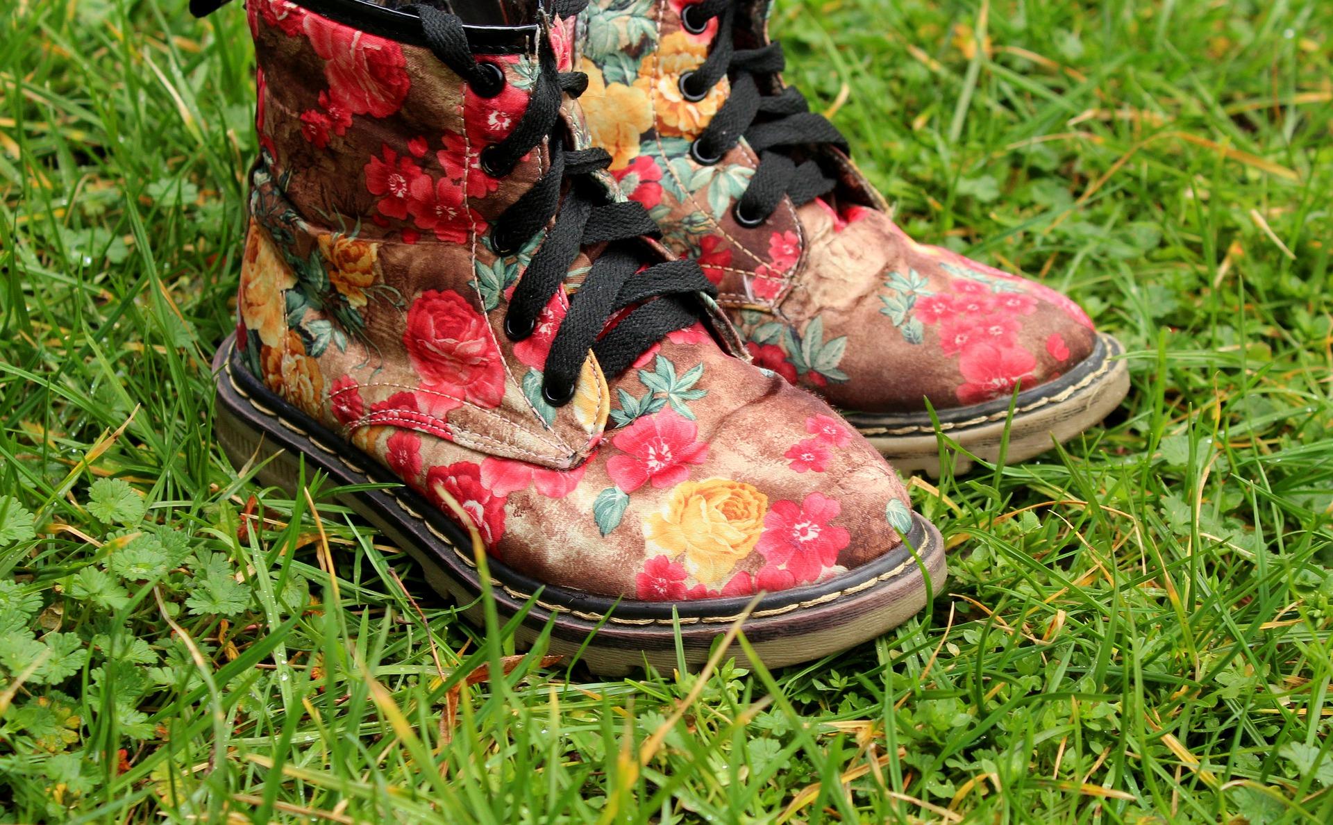 Onversleten Schoenen
