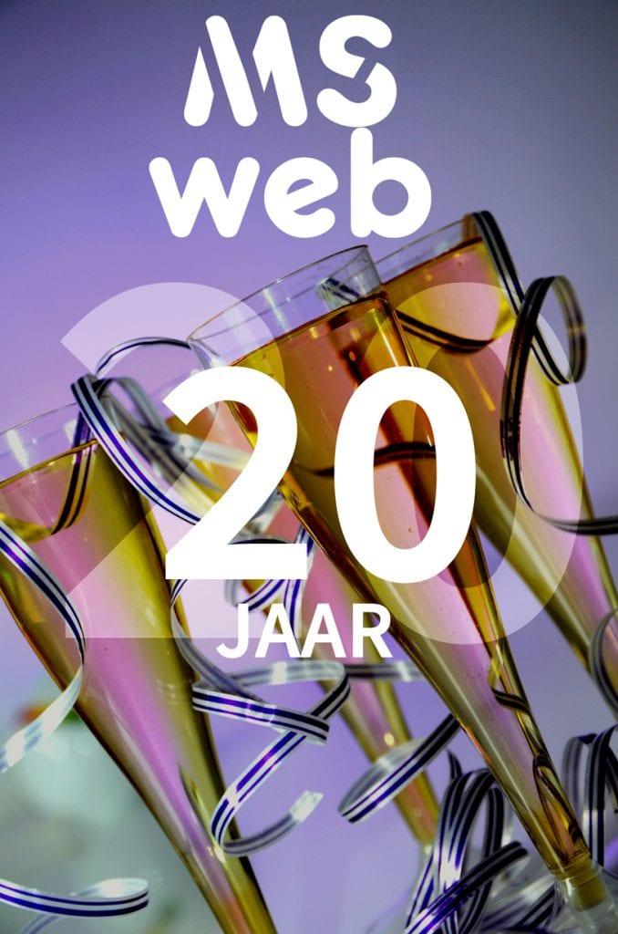 MSweb 20 jaar