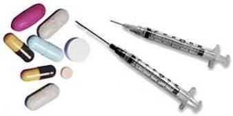 Van injectie naar orale medicatie