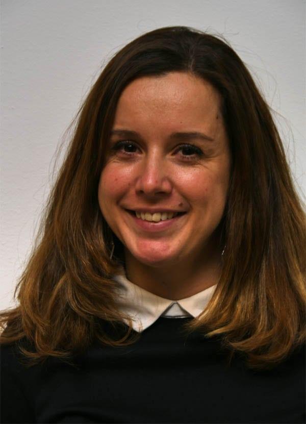 Babet Kuckelkorn (30) heeft zelf MS en werkt als trainer/adviseur bij Pameijer