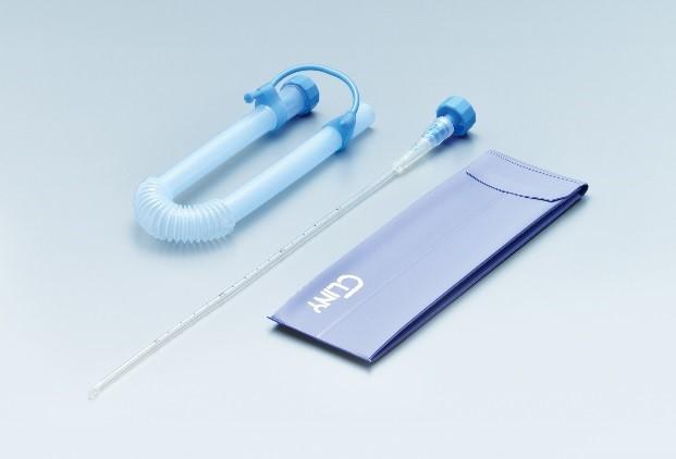 Cliny catheter voor de man – bron: Creat Medic