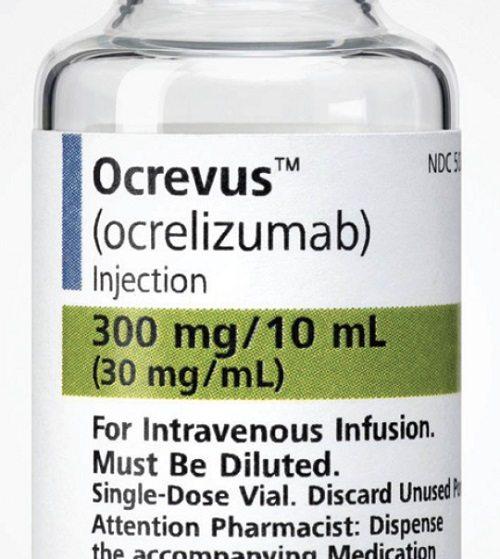 Ocrelizumab: middel tegen PP MS