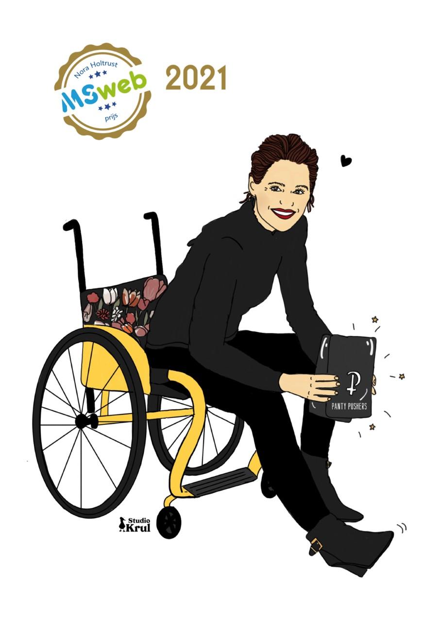 Winnaar Van De Nora Holtrust MSweb Prijs: Sarah Kingma