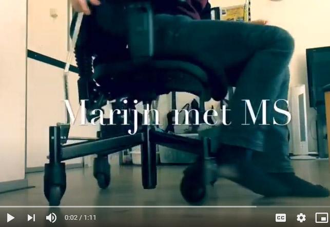 Marijn Met MS Vlogt Weer