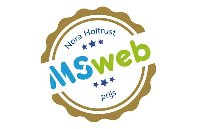Logo Nora Holtrust Prijs - Breed